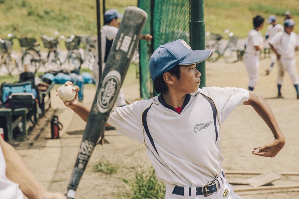 CARLES CARABÍ Baseball Kids – Tokyo