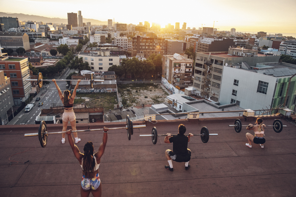 CARLES CARABÍ NIKE – Metcon 5 Rooftop sessions