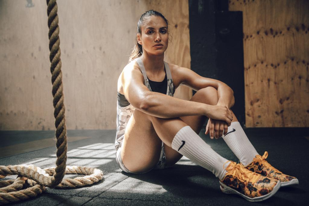 CARLES CARABÍ Nike Metempschosis – La Huella Work Out Club